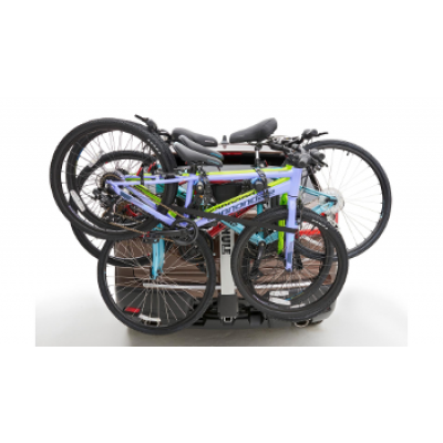 Ascent Hitch Mounted Bike Carrier (4 Bikes)