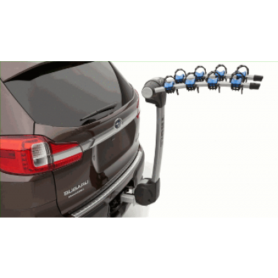 Outback Thule Bike Carrier - Hitch Mounted (4 Bike)