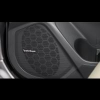 Ascent Rockford Fosgate Audio Upgrade