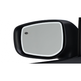 Ascent Auto-Dimming Mirror with Approach Light
