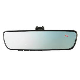 Ascent Auto-Dimming Mirror with Compass and Homelink