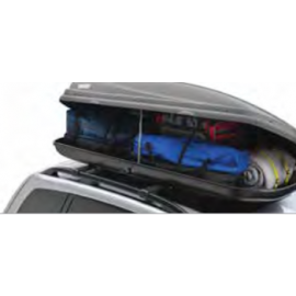 Ascent Extended Roof Cargo Carrier