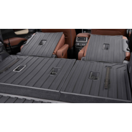Ascent Rear Seatback Protector - 2nd Row Captain's Chairs
