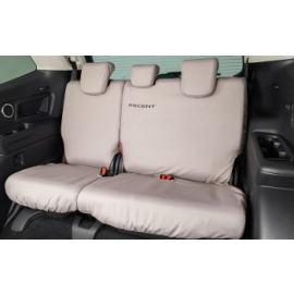 Ascent Third Row Bench Seat Covers
