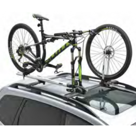 Ascent Universal Fork Mounted Bike Carrier