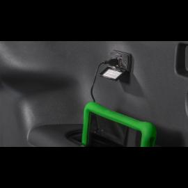 Ascent USB Charging Ports