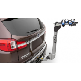 Crosstrek Thule Bike Carrier, Hitch Mounted, Platform (2 Bikes)