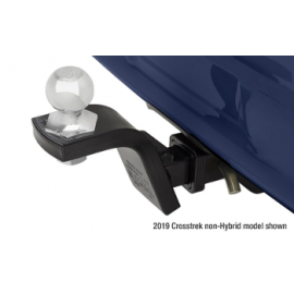 Crosstrek Trailer Hitch Receiver