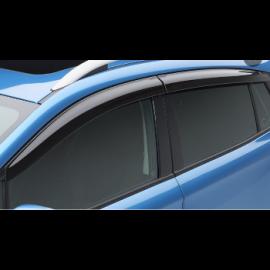 Impreza Side Window Deflectors - 5 Door